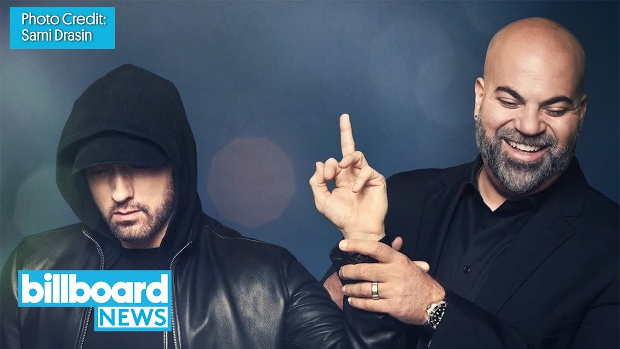 Eminem & Def Jam CEO Paul Rosenberg Talk 'Revival,' Future